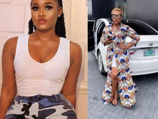 Nkechi Blessing Sunday claims Cee-C won the last Big Brother Naija reality show but was cheated