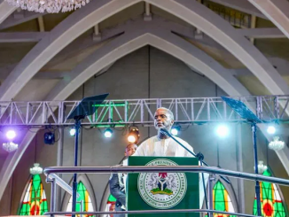 VP Yemi Osinbajo entertains Independence dinner guests with stories of 'Nigerian swag'