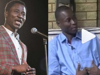 Bisi Alimi celebrates 15 years of revealing he is gay on National TV in Nigeria, shares video of the interview