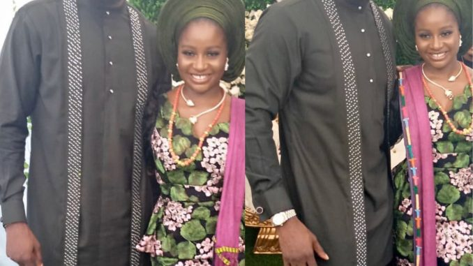 Photos from the wedding introduction of Mr Nigeria 2014 Emmanuel Ikubese & Anita 'Brows' Adetoye