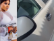 Nollywood actress Halima Abubakar shows off her new whip, Escalade EXT (Video)