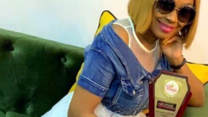 TANA ADELANA Wins 2019 City People Best Actress Award