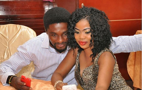 Adeniyi Johnson tackles troll over comment on throwback photo with his wife, Seyi Edun while they were still friends