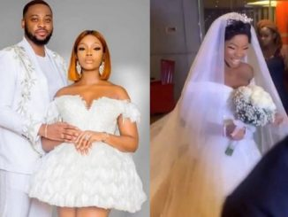 #BamTeddy: First Video and Photos from BamBam and Teddy A's white wedding in Dubai