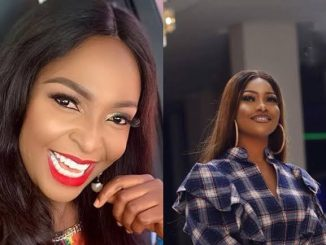 My ex took me to court and I won him after 5 years - Blessing Okoro reacts to Tacha's N20m lawsuit notice