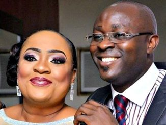 Why My Marriage To Star Actress, FOLUKE DARAMOLA Can Never Crash – Husband, KAYODE SALAKO