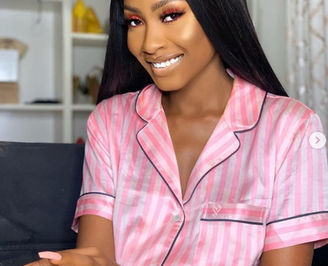 Actress/Beauty Queen, Ronke Tiamiyu apologizes for posting a video of herself masturbating on Snapchat on New Year's eve