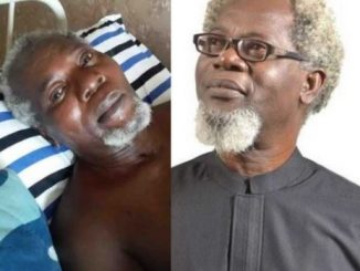SOS: Nollywood Star, Victor Olaotan Is Dying