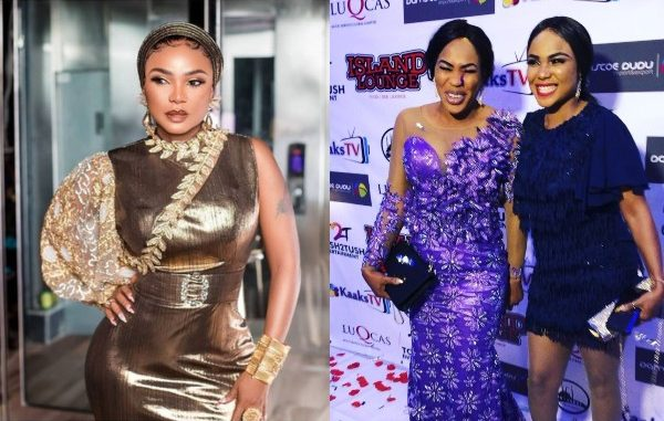 What happens in our industry is deep, dark and spiritual - Iyabo Ojo says as he denies fighting with her colleague over a 'married man'