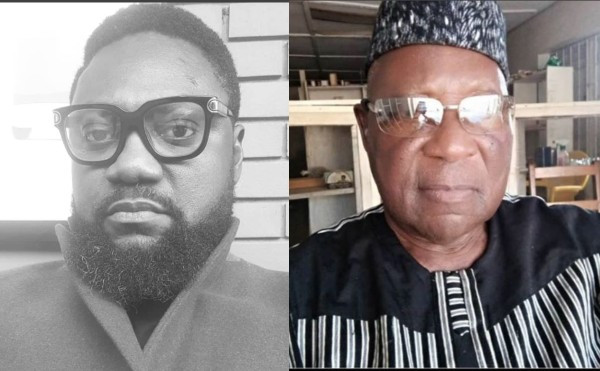 Nollywood actor Yemi Blaq loses his father