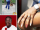 BBNaija star, Bitto gets engaged to his girlfriend (photos)