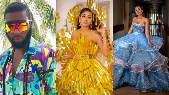 How low can you go? Swanky Jerry slams ex-boss Toyin Lawani over her comment about AMVCA best dressed celebrities