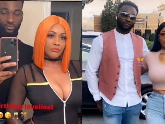 Nigerians react as Gbenro Ajibade flaunts another woman after divorce from Osas Ighodaro