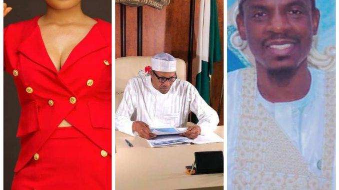 Presidential aide, Bashir Ahmad counters Nina's claim that the photo of President Buhari released by the Presidency amid coronavirus crisis, is an old one