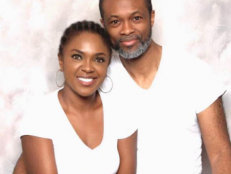 You've made me feel better than a thousand men - Omoni Oboli's husband, Nnamdi, pens lovely birthday message to her as she clocks 42