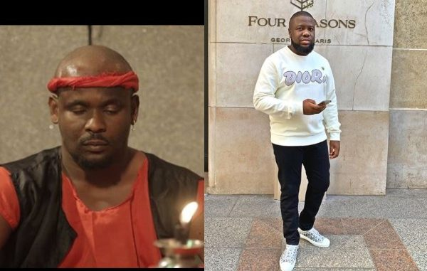 We don't celebrate unexplained money - Actor Zubby Michael takes shot at Hushpuppi after being compared with him
