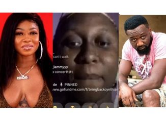 'This is sheer wickedness that cannot be overlooked' - Tacha reacts after Cynthia Morgan accused Jude Okoye of her career misfortune
