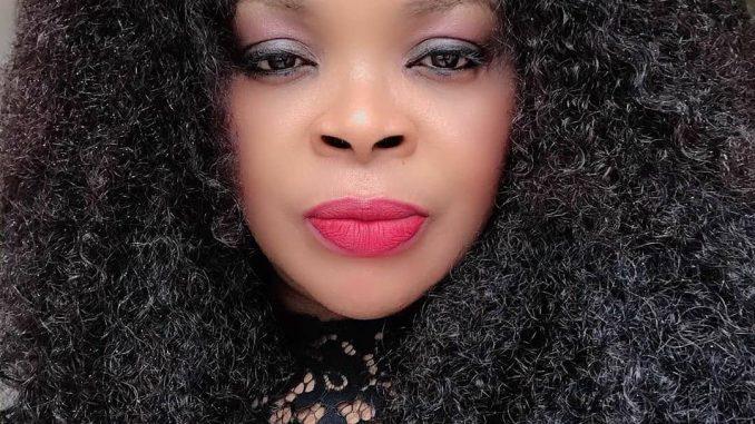 Veteran Nollywood actress, Sandra Achums, appreciates God as she turns 47