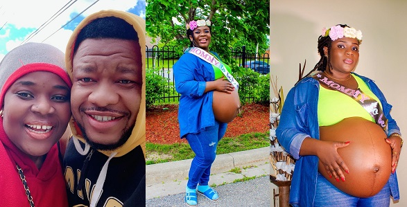 Nollywood Star, Browny Igboegwu & Wife Welcome First Baby After 10 Yrs