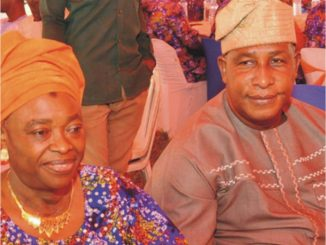 Oga BELLO's Wife, EJIDE, Reveals Their 45 Yr Love Story