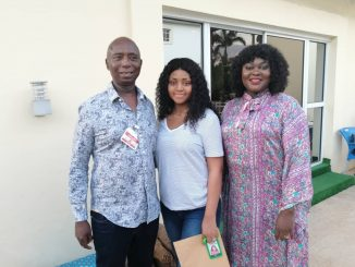 Association of movie Producers opened Bank account for Regina Daniels' son, Munir Neji Ned Nwoko