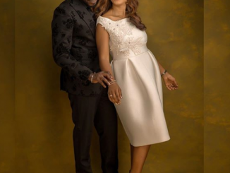 I love you with all the love God has poured into my heart - Deyemi Okanlawon writes in romantic birthday post to wife, Damilola