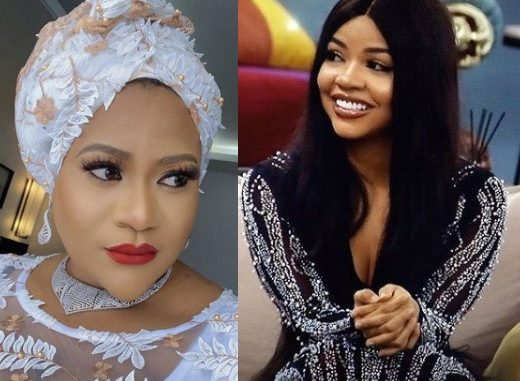 """#BBNaija: ''Keep the same energy now'' Nengi's management calls out actress Nkechi Blessing Sunday for being """"two-faced"""""""