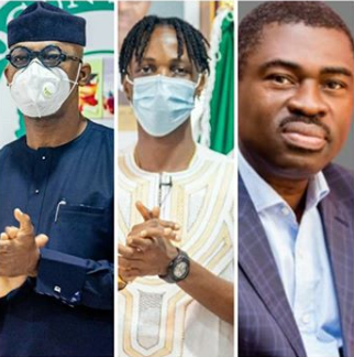 Gospel artiste, Wale Adenuga, knocks Governor Dapo Abiodun for making Laycon a youth ambassador and gifting him N5m and a three-bedroom bungalow