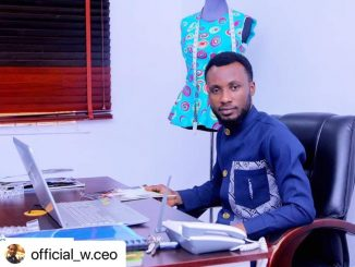 Why I Left Accountancy For Fashion Business – The Story Of ADEWALE DAUDA