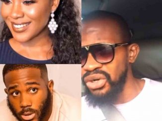 Erica gave you the fame you enjoy. If you want to stay relevant, stick to her- actor Uche Maduagwu tells Kiddwaya