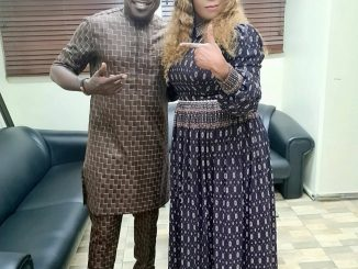 Actress Tricia Eseigbe recounts how singer Zaaki Azzay discouraged her from buying G Wagon to avoid chasing prospective husbands away
