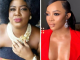 """A woman that has money without a man by her side as husband is worth nothing"" Actress Uche Ebere shades Toke Makinwa after she tweeted about craving love"