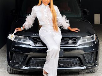 TV host, Idia Aisien gets Range Rover from her siblings as birthday gift