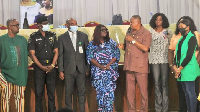 Friends & Family Hold Symposium To Honour Late Actress Racheal Oniga