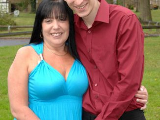 Mum fell in love with her son's 16-year-old best friend and they have now been married for 12 years