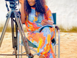 Actress Ruth Eze loses her father