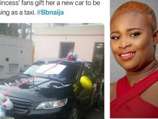 BBNaija ''Shine Ya Eye'' ex housemate, Princess, denies reports her fans gifted her a car