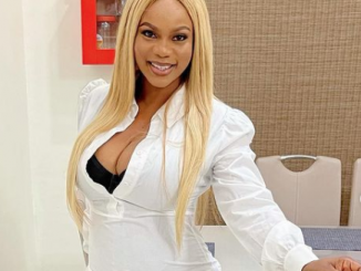Actress Oma Nnadi shares the vile messages she got after campaigning against BBNaija housemate Pere