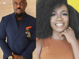 Media personality, Shade Ladipo, shades Jim Iyke for attacking Uche Maduagwu who questioned his source of wealth and claimed he is a ritualist