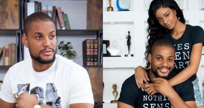 Not So Fast: Is Alex Ekubo's Fiancée, Fancy Acholonu Pressing Pause On Their Marriage Plans?