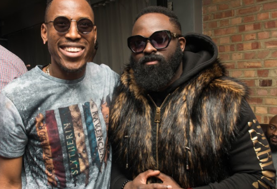 Seyi Law, Dija, Smade, others turn up for Mr 2kay's massive album listening party in London (Photos)