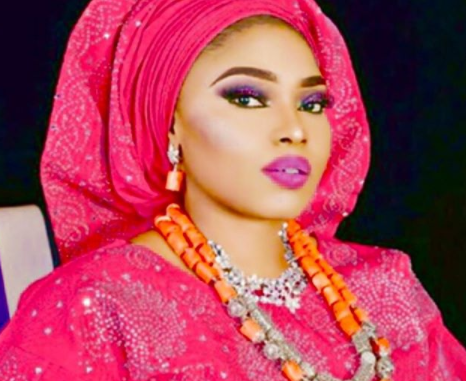 A month ago, I was in coma for 3days - Actress, Halima Abubakar reveals