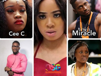 Meet the top 5 finalist of the 2018 Big Brother Naija