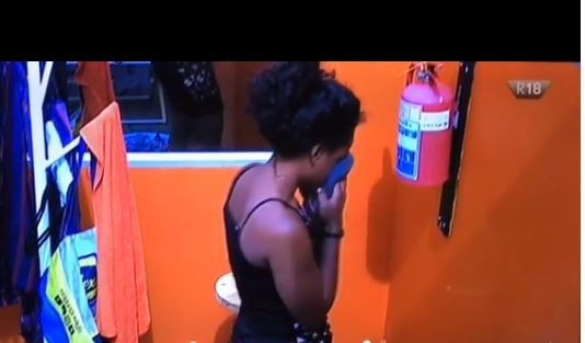 """BBNaija: Cee-C burst into tears while listening to """"Virtuous Woman"""" by Flavour. (Videos)"""