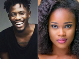 """BBNaija: Ycee reacts to video of CeeC crying; """"Sure say no be eye lash hook for towel?"""""""