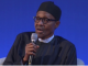 Watch a video of President Buhari saying Nigerian youths do nothing and wait for government to do everything for them