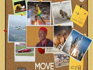 Rapper Vokalen Okafor, returns with hit single- Move
