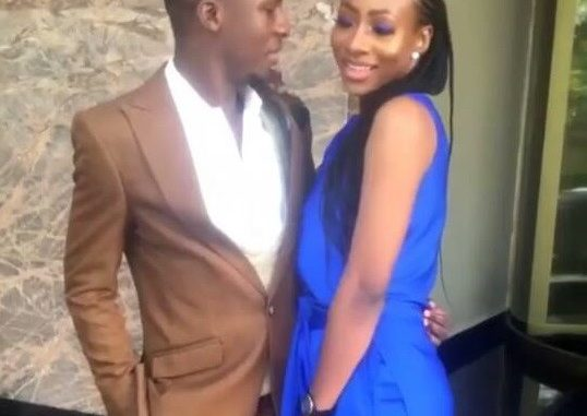 Lovely new photos of Lolu and Anto as they step out together for media rounds