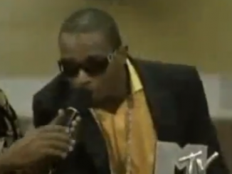 Epic throwback video of D'banj giving testimony at Bishop Oyedebo's Faith Tabernacle in 2008