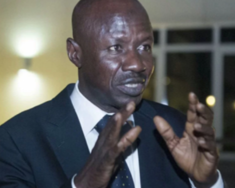 We will not allow any form of injustice to happen in Nigeria - EFCC boss, Ibrahim Magu